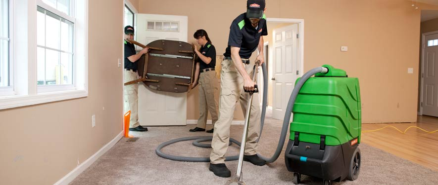 Poplar Bluff, MO residential restoration cleaning